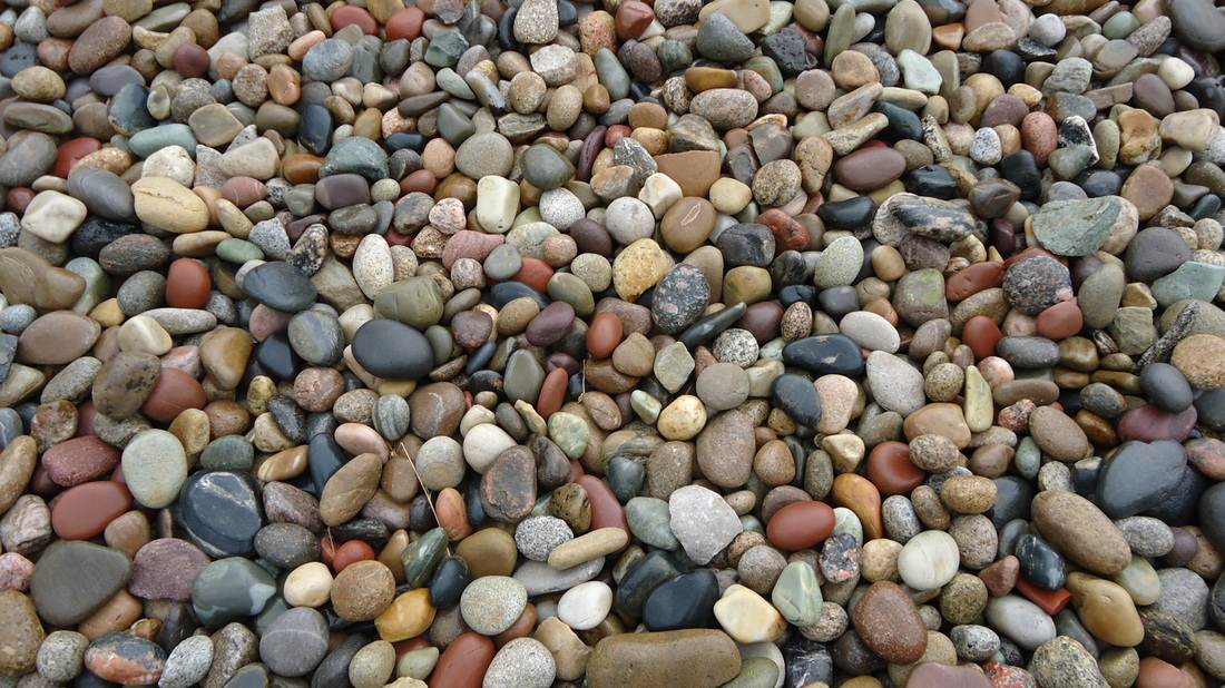 Picture - Pebbles & River Rock - Absolute Natural Stones, Inc.