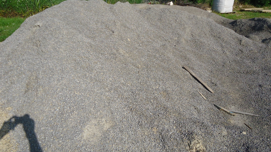 Crushed Grey Limestone