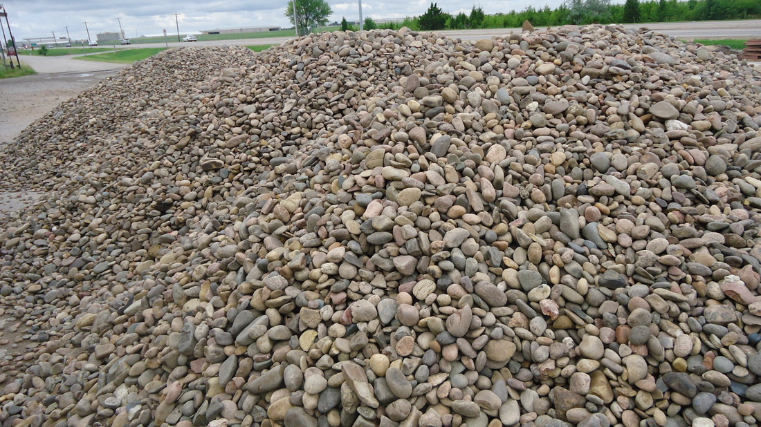 Kansas River Rock #4 - Pebbles & River Rock - Absolute Natural Stones, Inc.